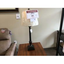 "Ashley ""Darshan"" Bronze L207044 Table Lamp 14W-14D-33 1/2H"
