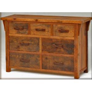Green Gables - Stony Brooke 7 Drawer Dresser