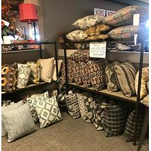See Details - Selected Throw Pillows -- All Shapes and Sizes 50%FF!