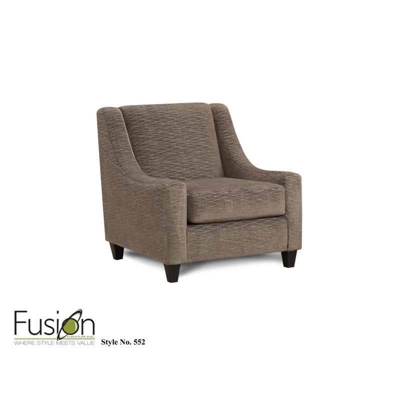 Saron Mushroom Accent Chair