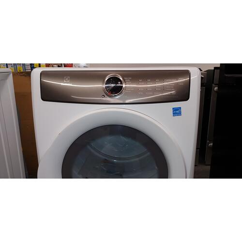 SCRATCH & DENT ELECTROLUX FRONT LOAD GAS DRYER