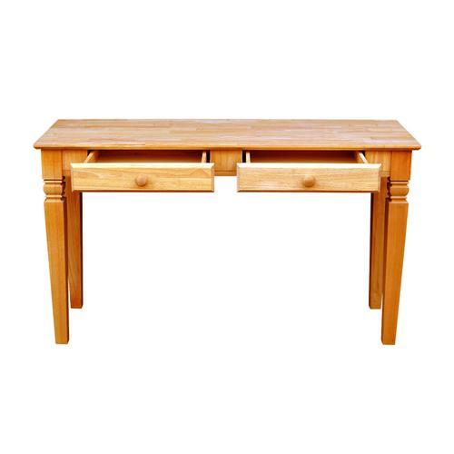 Java Writing Table w/ Two Drawers