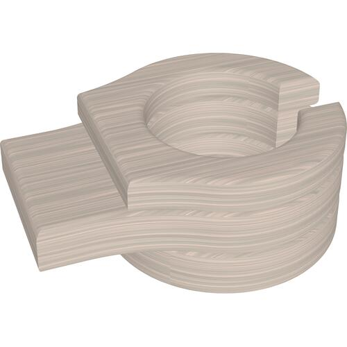 Stationary Cup Holder Premium Birch
