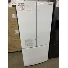 RF220NCTAWW French Door Refrigerator with Digital Inverter Technology, 21.6 cu.ft **OPEN BOX ITEM** Ankeny Location