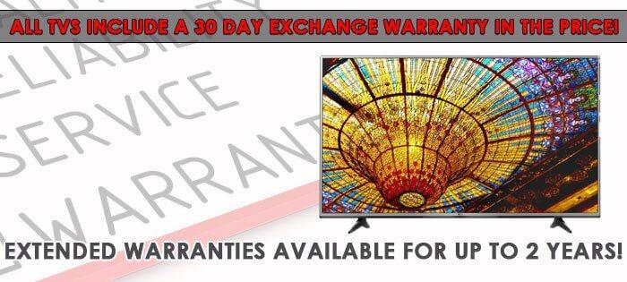 Warranties Available
