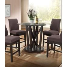Natasha Dining Counter Table and 4 Chairs