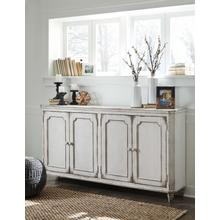 See Details - Ashley Mirimyn Cabinet in White