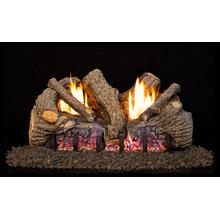 Foothill Oak Vent Free Logs