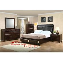 Coaster Furniture 200419 Bedroom set Houston Texas USA Aztec Furniture