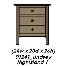 View Product - Lindsey Nightstand