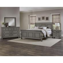Reflections Antique Gray Bedroom Set