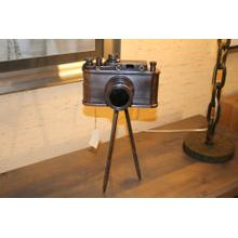 See Details - Camera Statue