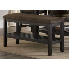 Lifestyle 8639P Pub Bench - TORTILLA / DK. BROWN