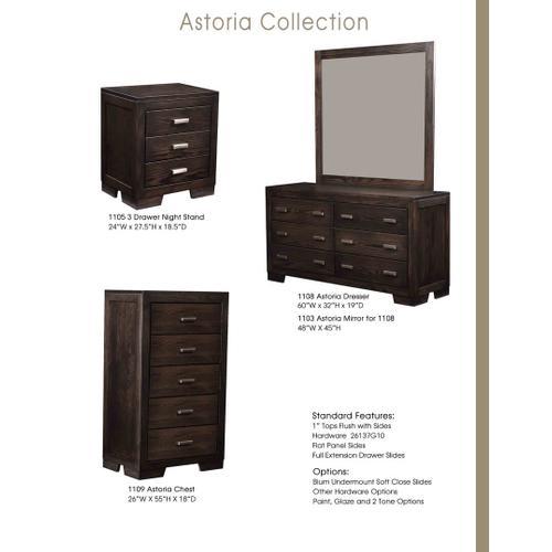 Door County Furniture - Astoria Collection