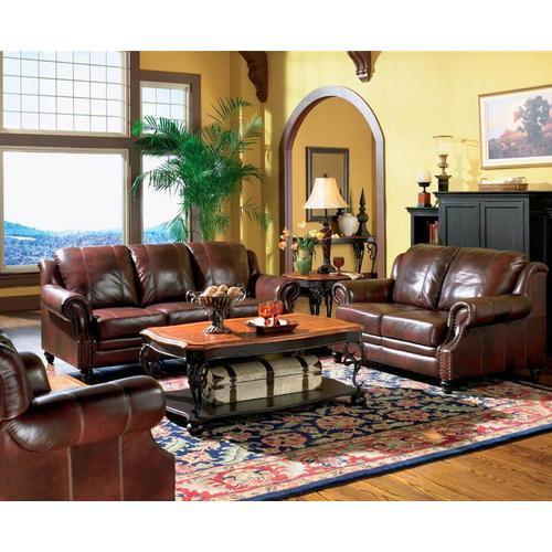 Princeton Sofa and Love Seat