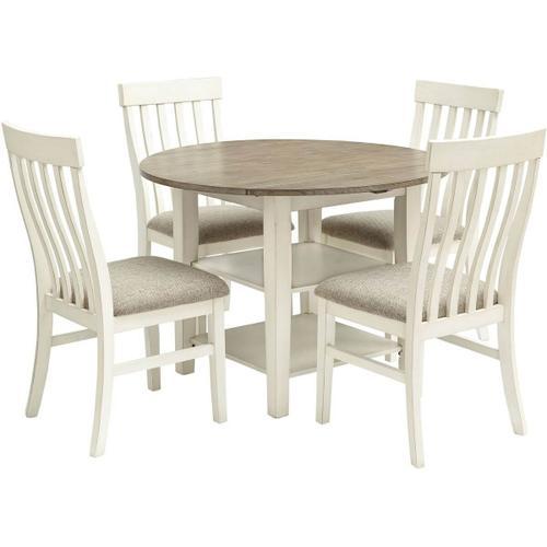 Bardilyn 5 Piece Round Dining Set