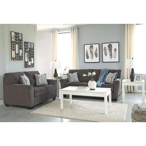 Alsen- Granite Sofa and Loveseat