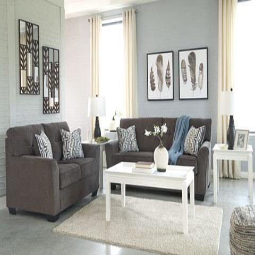 Alsen- Granite Sofa and Loveseat
