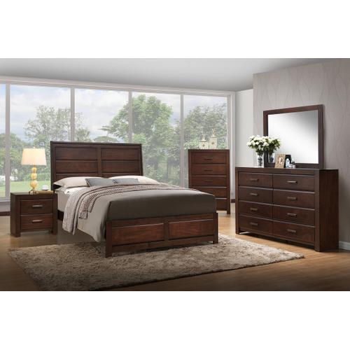 Product Image - 4pc Queen Bed Set