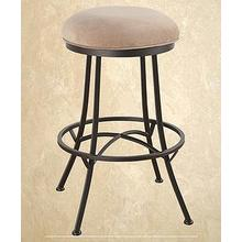 Charleston - Backless Swivel Barstool