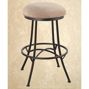 Callee Furniture - Charleston - Backless Swivel Barstool