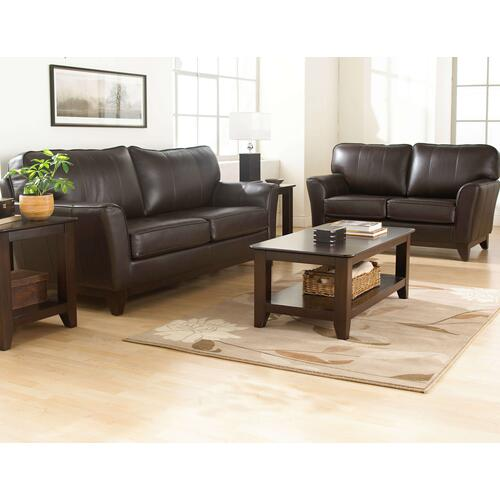2575 Leather Sofa Set