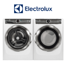 See Details - Electrolux 627 Front Load Pair