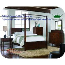 Crown Mark Furniture B5200 Carey Canopy Bedroom Set Houston Texas USA Aztec Furniture