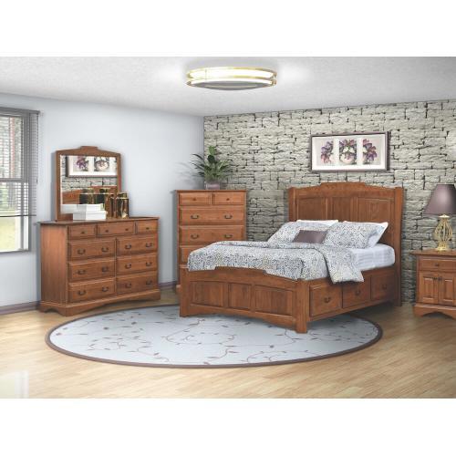 Briarwood- Oxford Bed