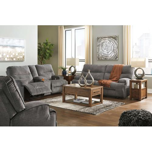 Ashley Furniture - Coombs Wide Seat Power Recliner