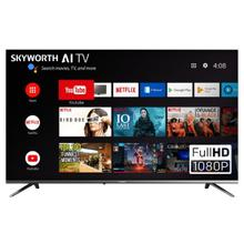 """See Details - 32"""" 720p DLED Android Smart TV"""