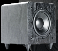 Dual Driver Powered Subwoofer - SDS-10