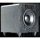 Dual Driver Powered Subwoofer - SDS-10 Product Image