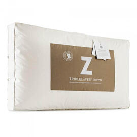 Z TripleLayer Down King Pillow
