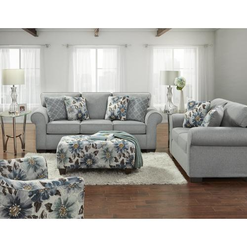 3440 Dryden Steel Sofa Only