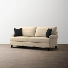 Premier Collection -Custom Upholstery Deep Classic Sofa