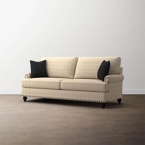 Premier Collection -Custom Upholstery Deep Classic Sofa
