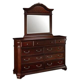 Lilly Dresser and Mirror