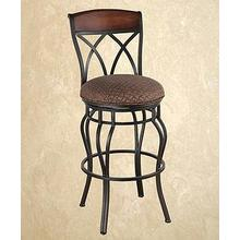 Hayward - Armless Swivel Barstool