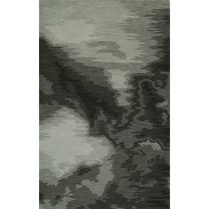 DM3 Delmar Graphite 5x8 Rug
