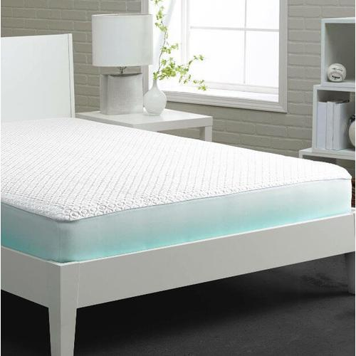 6.0 VER-TEX TEMPERATURE REGULATING PERFORMANCE MATTRESS PROTECTOR