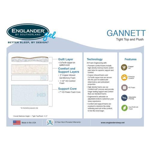 Gannett Plush