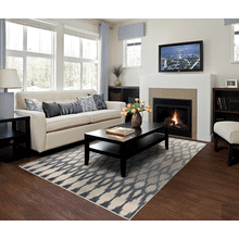 """See Details - BRENTWOOD AREA RUG  5'3"""" X 7'3""""      (1H)"""
