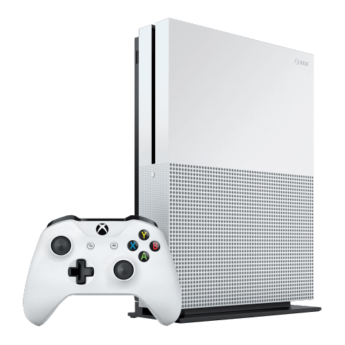Xbox One S 1TB with Game