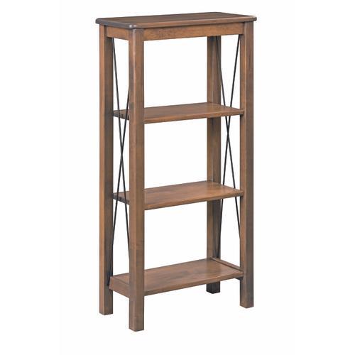 Country Value Woodworks - 2' Crossway Bookshelf