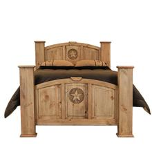 View Product - Tejas King Poster Bed
