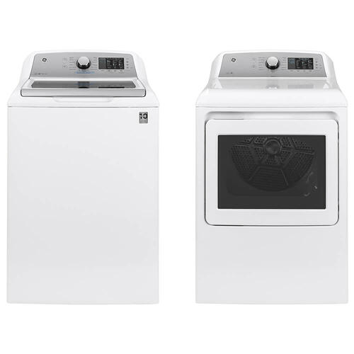 Packages - GE Washer & Dryer