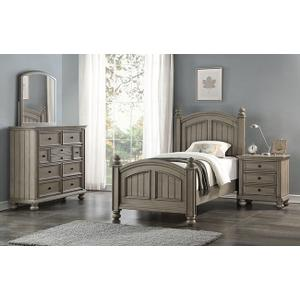 Barnwell 9-Drawer Youth Dresser