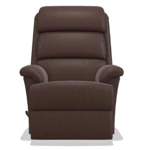 La-Z-Boy - Astor Leather Rocking Recliner in Chestnut        (10-519-LB136178,40015)