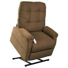 See Details - 4001 Tumbleweed Lift Chair Tan
